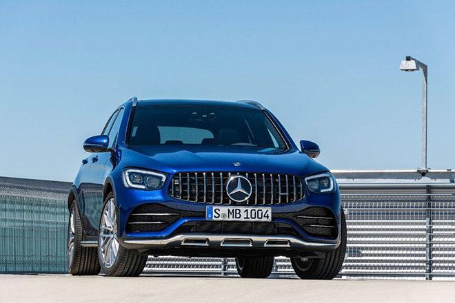 Mercedes Benz AMG GLC 43 4Matic 2020 Lộ Diện