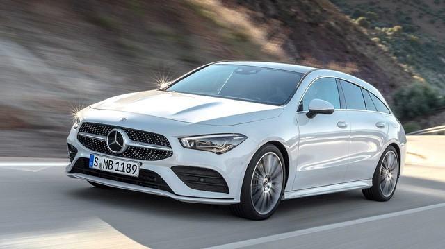 Mercedes-Benz Cla Shooting Brake Xe Sang Nhưng Giá Mềm