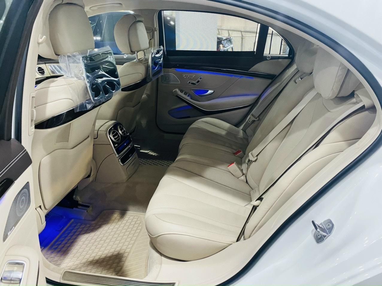 Nội Thất Mercedes S450 Limited edition 2021