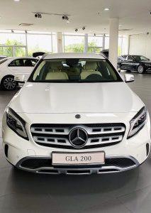 Giá Lăn Bánh Mercedes GLA, Thông tin xe, ưu đãi