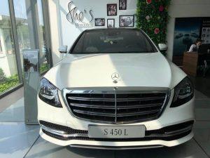 Giá Xe Mercedes S450L 2019 lăn bánh?? Thông số kỷ thuật